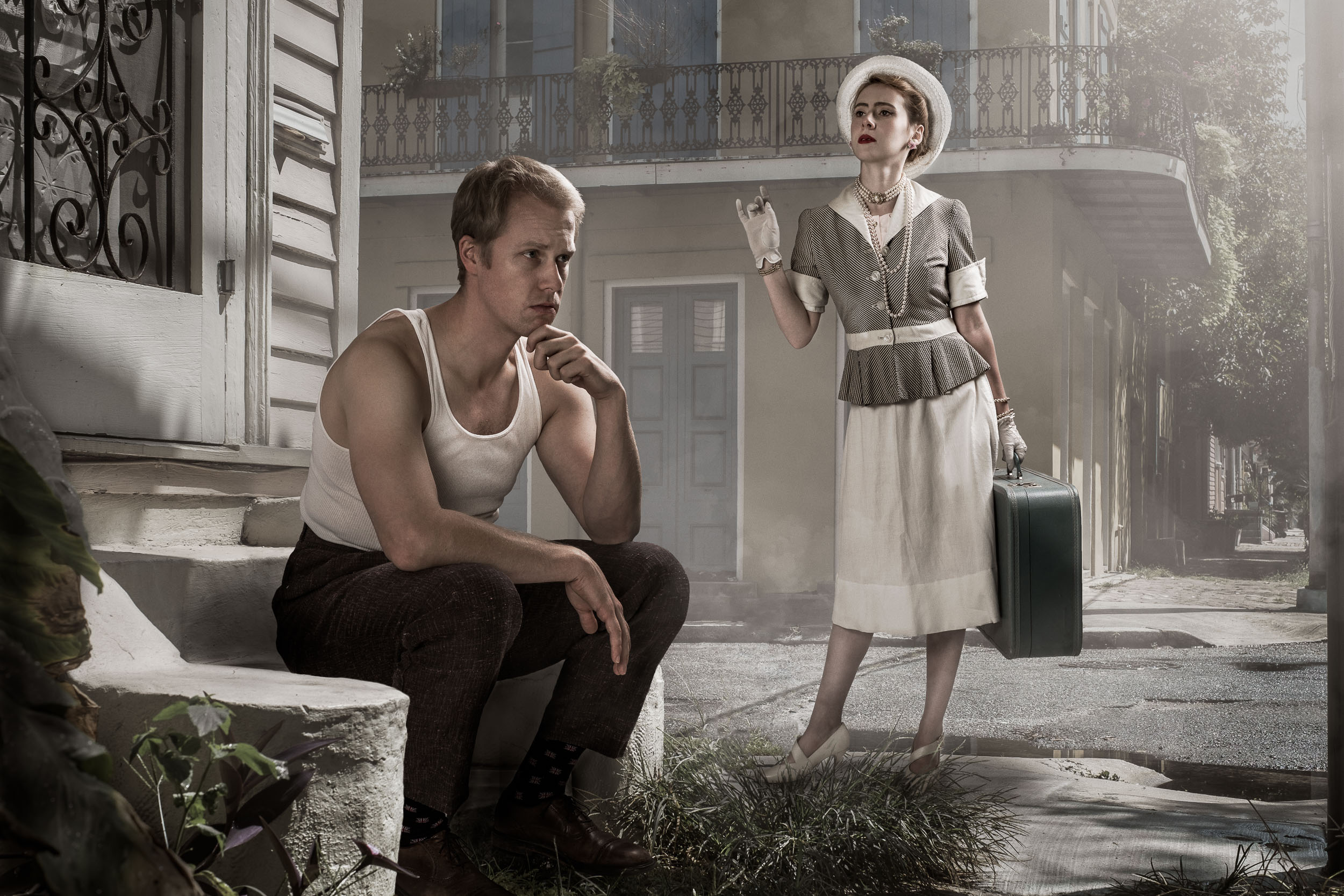 A Streetcar Named Desire for Theatre and Dance at Wayne