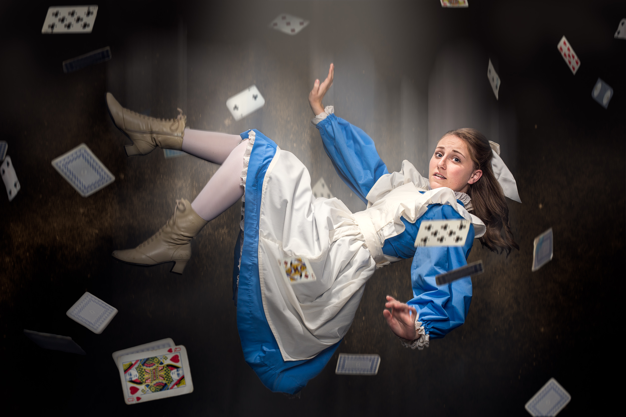 Alice In Wonderland for Theatre and Dance at Wayne