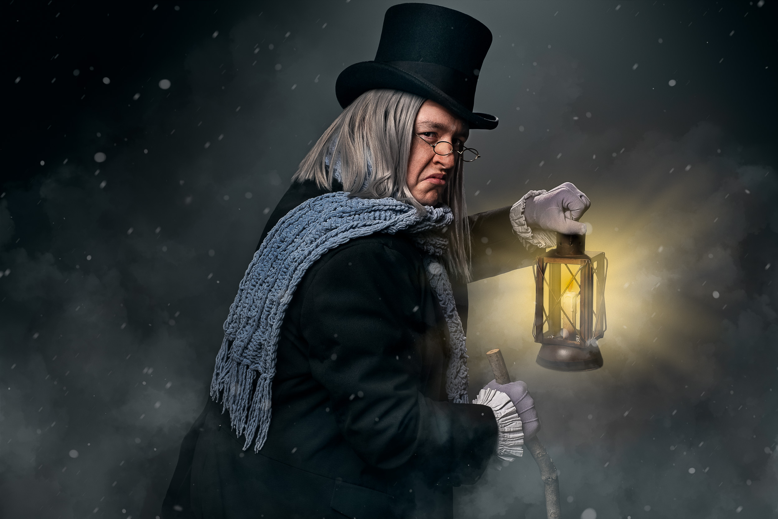A Christmas Carol for Theatre and Dance at Wayne